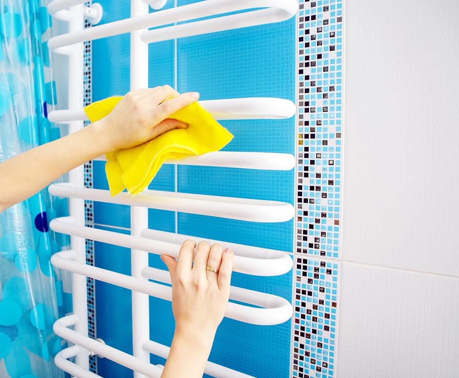 Καθαρίστε τακτικά και εξονυχιστικά όλα τα θερμαντικά σώματα του σπιτιού.