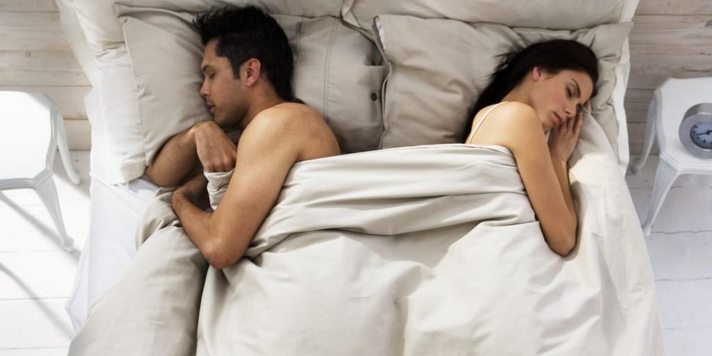 Ο Τρόπος που Κοιμάστε Μαζί με τον Σύντροφό σας Μπορεί να Υποδεικνύει Πολλά για τη Σχέση σας - Εικόνα5