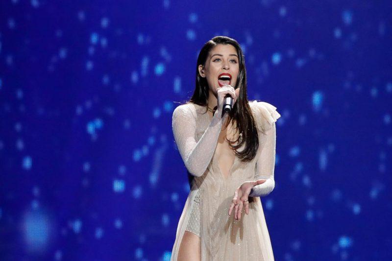 Τα συγκινητικά λόγια της Demy για την Eurovision